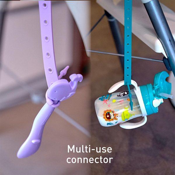 flip n strap multi use connector