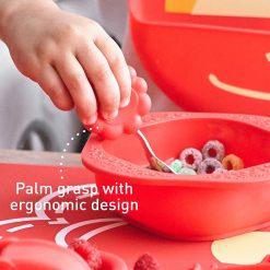 Palm Grasp Spoon n Fork Set
