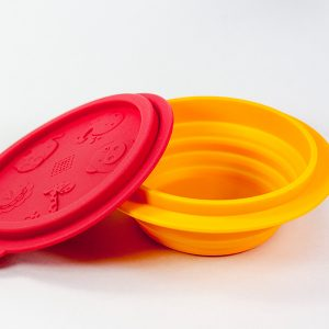 Collapsible-Bowl-mealtime-space-saving