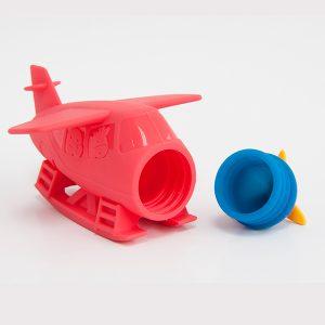 Silicone-Bath-Toy-Sea-Plane-baby