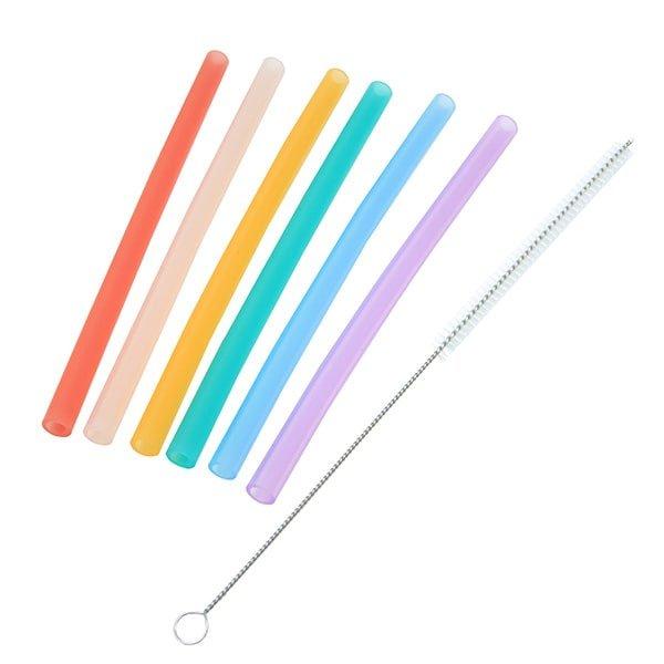 6 straw sets