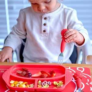 silicone-divided-plate-baby-mealtime
