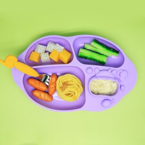 Yummy-Dips-Suction-Divided-Plate