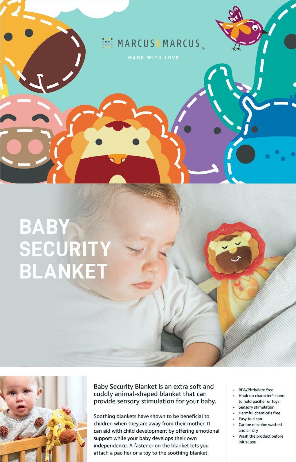 Baby Security Blanket