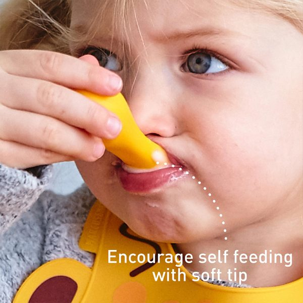 Toddler First Self Feeding Set