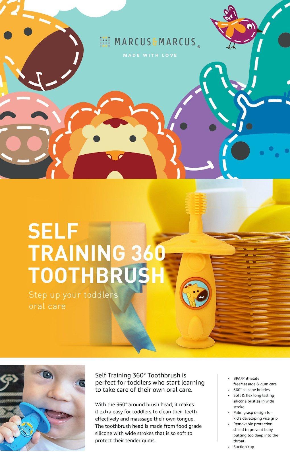 Self Training 360 Toothbrush