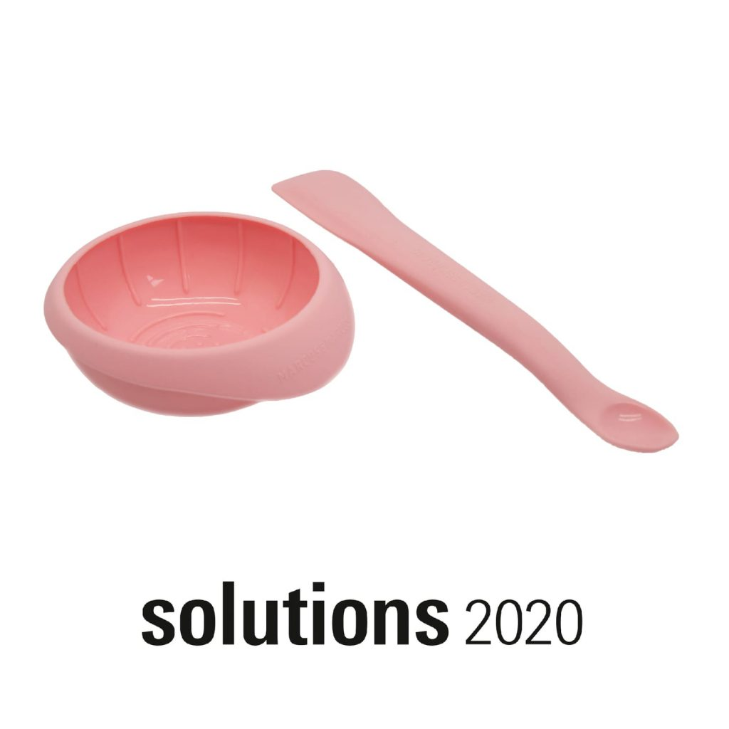 Masher Spoon & Bowl Set Ambiente Solutions Award