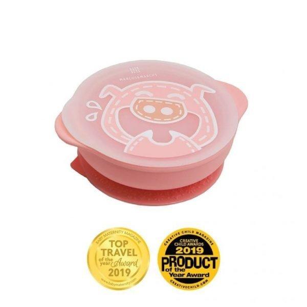 Self Feeding Suction Bowl Baby Maternity Magazine Award Creative Child Magazine Award
