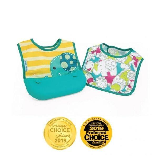 Travel Bib Baby Maternity Magazine Award Creative Child Magazine Award
