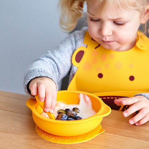 Toddler First Self Feeding Set